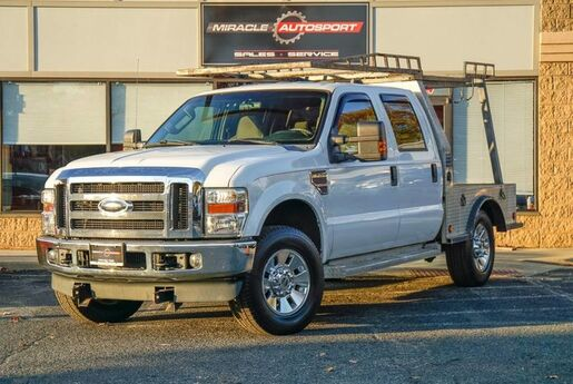 2008 Ford Super Duty F-350 SRW FX4 Hamilton NJ