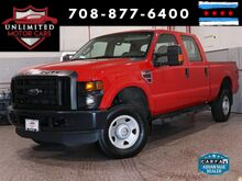 2008_Ford_Super Duty F-350 SRW_XL_ Bridgeview IL