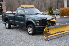 2008_Ford_Super Duty F-350 SRW_XL_ Easton PA
