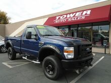 2008_Ford_Super Duty F-350 SRW_XL_ Schenectady NY