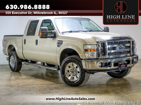2008_Ford_Super Duty F-350 SRW_XL_ Willowbrook IL