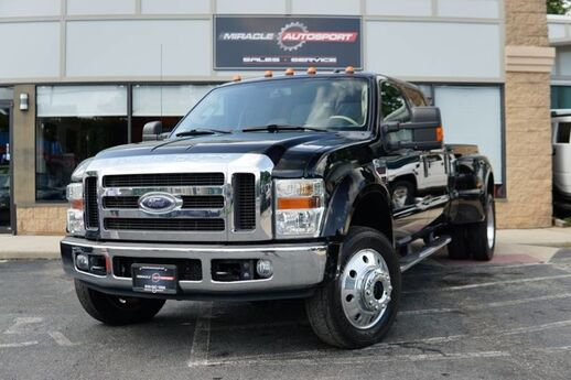 2008 Ford Super Duty F-450 DRW Lariat Hamilton NJ