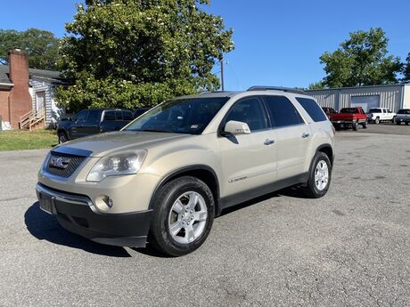 2008 GMC Acadia SLT1 AWD Richmond VA