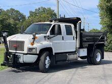 2008_GMC_C7500_Crew Cab Dump_ Crozier VA
