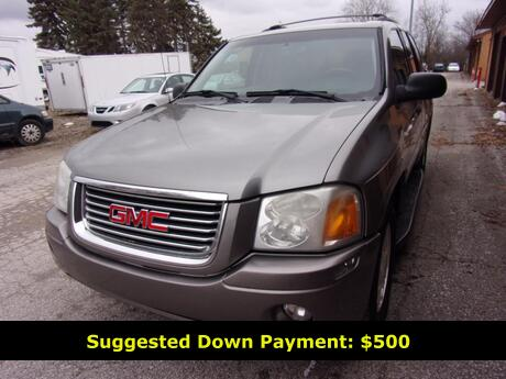 2008 GMC ENVOY SLE; SLT; DENA  Bay City MI