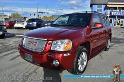 2008_GMC_Envoy_Denali / 4X4 / 5.3L V8 / Heated Leather Seats / Sunroof / Tow Pkg / Only 47k Miles / 1-Owner_ Anchorage AK