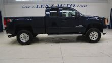 2008_GMC_Sierra 2500_4x4 Extended Cab SLE: 6.6L-Z71-SHORT-CLOTH-CD PLAYER-DIESEL-4X4_ Fond du Lac WI