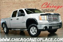 2008_GMC_Sierra 2500HD_SLE1 - 6.6L DURAMAX TURBO DIESEL V8 ENGINE 4 WHEEL DRIVE ALLISON TRANSMISSION 5TH WHEEL BLACK CLOTH INTERIOR_ Bensenville IL