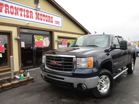 2008 GMC Sierra 2500HD SLE1 Ext. Cab Std. Box 4WD Middletown OH