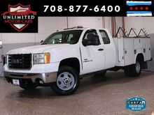2008_GMC_Sierra 3500HD_DRW Duramax Turbo Diesel Allison Trans_ Bridgeview IL