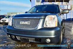 2008_GMC_Yukon XL_Denali / AWD / 6.2L V8 / Front & Rear Heated Leather Seats / Sunroof / Rear Entertainment / Bose Speakers / Rear Captain Chairs / 3rd Row / Seats 7 / Tow Pkg_ Anchorage AK