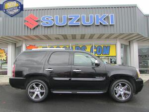 2008 GMC Yukon Miles 136110 Color BLACK Stock BD3373 VIN 1GKFK63838J180