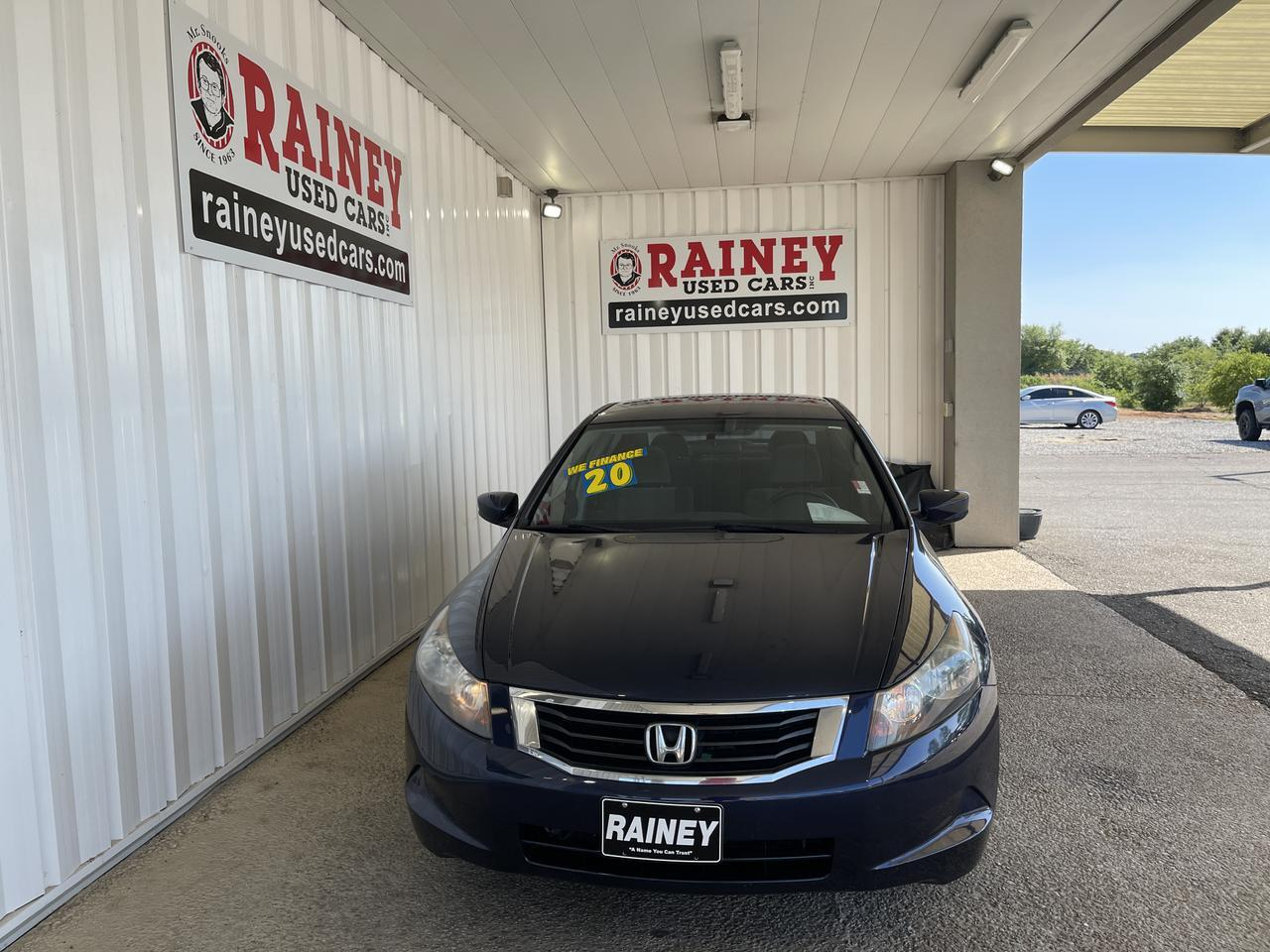 2008 HONDA ACCORD Albany GA
