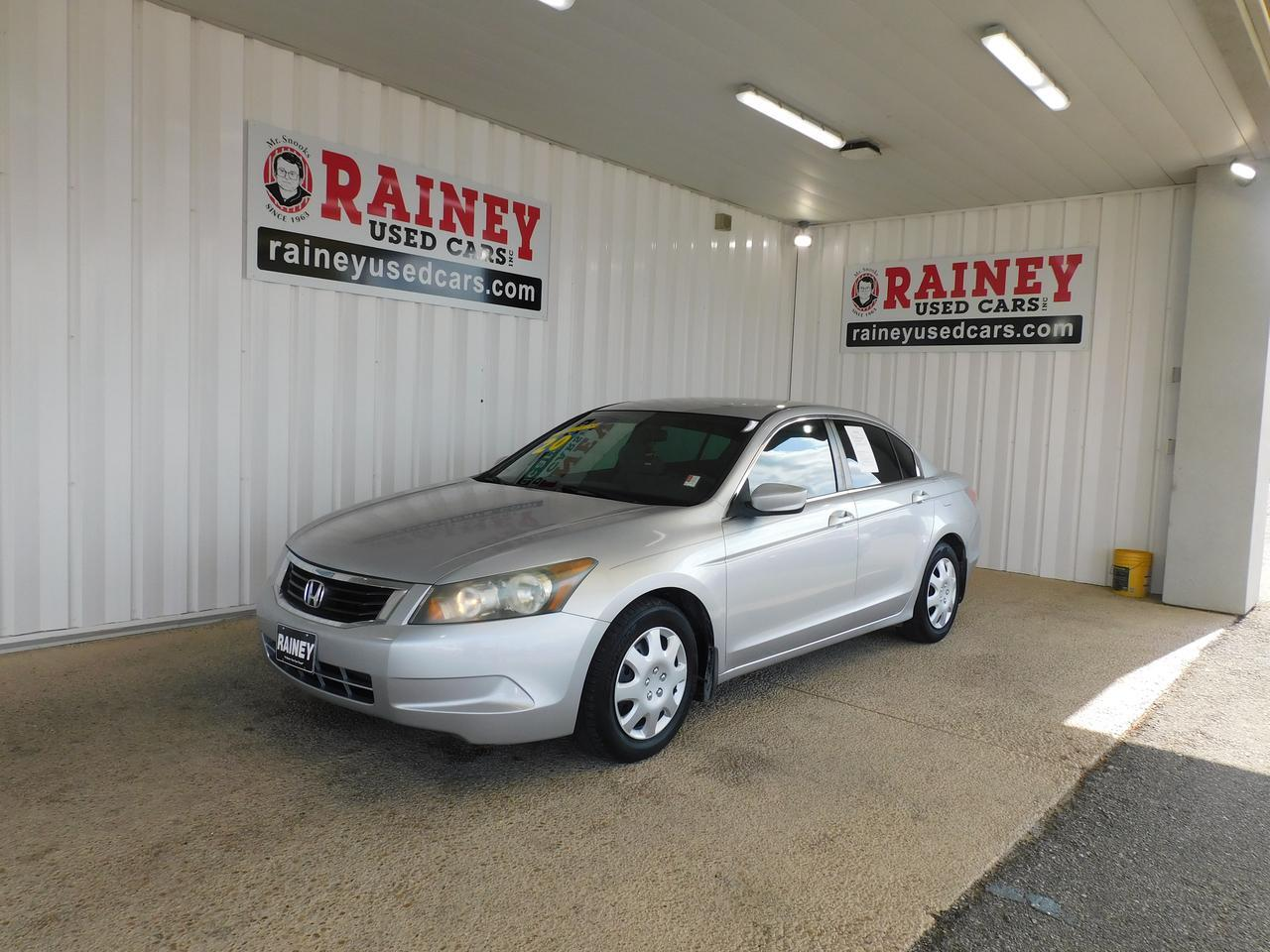 2008 HONDA ACCORD Tifton GA