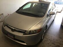 2008_HONDA_CIVIC_4 DOOR SEDAN_ Austin TX