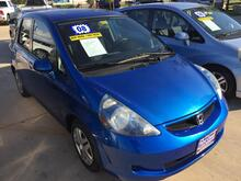 2008_HONDA_FIT_5-Speed MT_ Austin TX