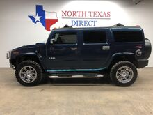 2008_HUMMER_H2_H2 Ultimate Luxury Pkg Chrome Camera 3rd Row Roof Tv_ Mansfield TX