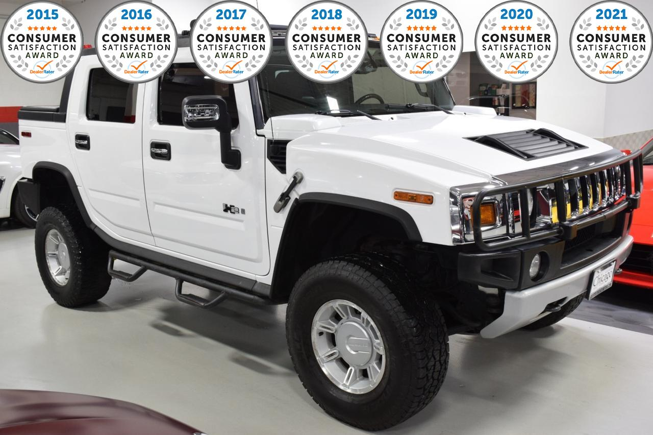 2008 HUMMER H2 SUT Glendale Heights IL