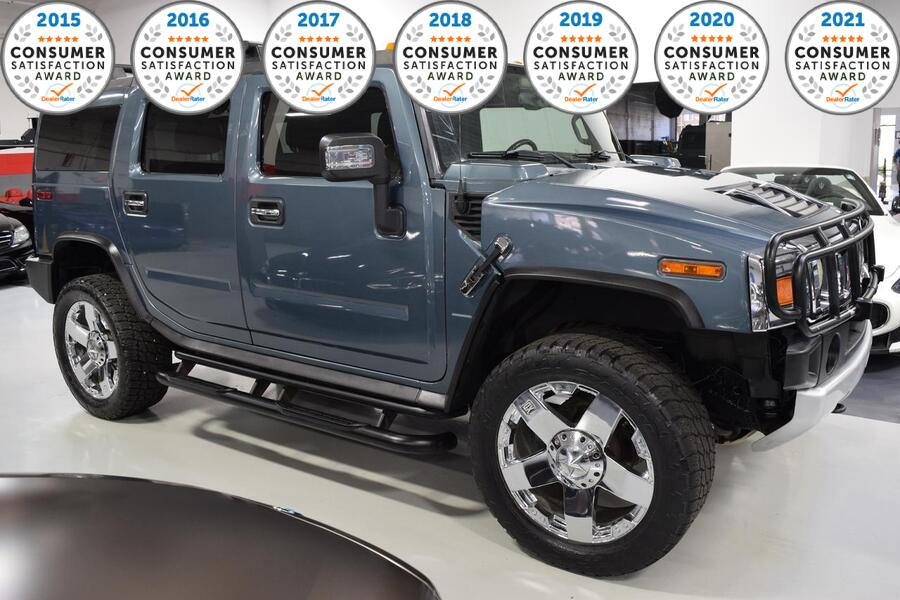 2008 HUMMER H2 SUV Glendale Heights IL