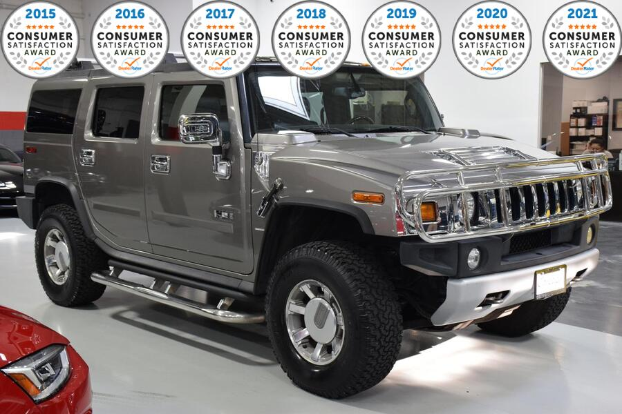 2008_HUMMER_H2_SUV_ Glendale Heights IL
