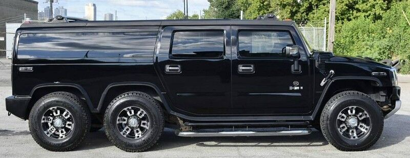 2008_HUMMER_H2_SUV_ Chicago IL
