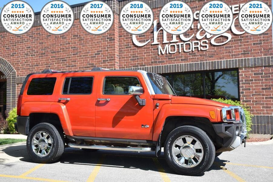 2008_HUMMER_H3_SUV Alpha_ Glendale Heights IL