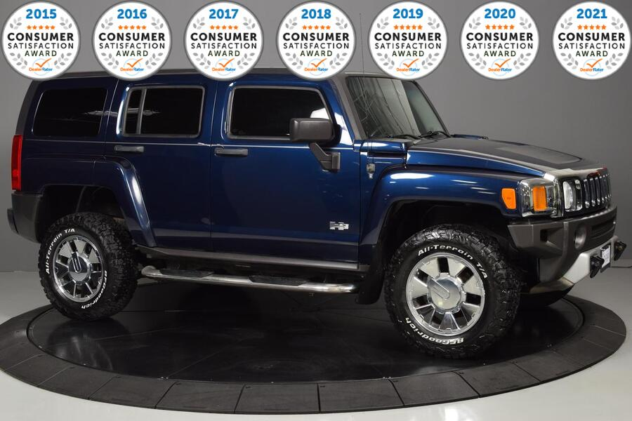 2008_HUMMER_H3_SUV H3X_ Glendale Heights IL