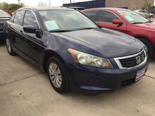 2008_Honda_Accord_LX Sedan AT_ Austin TX