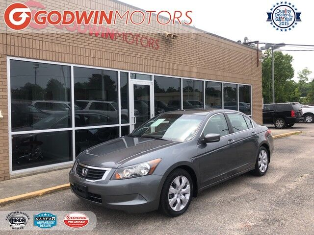 2008 Honda Accord Sdn EX-L Columbia SC