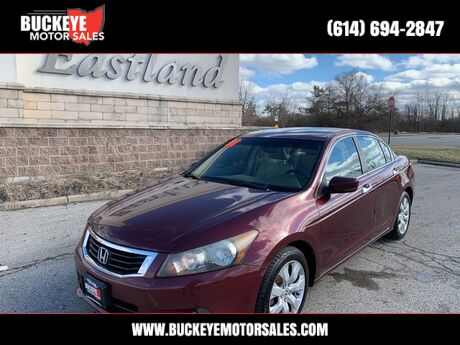 2008 Honda Accord Sdn EX-L Columbus OH