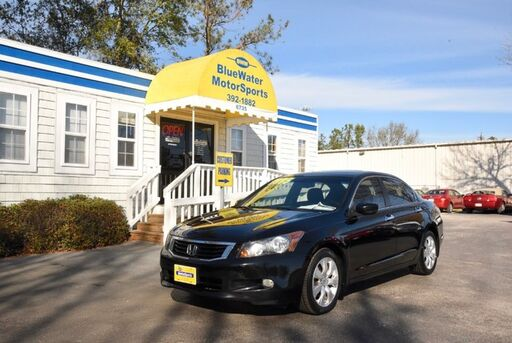 2008_Honda_Accord Sdn_EX-L_ Wilmington NC