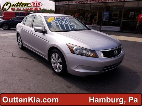 2008 Honda Accord Sdn EX-L Hamburg PA