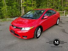Honda Civic EX-L Coupe AT with Navigation 2008