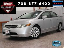 2008_Honda_Civic Sdn_LX_ Bridgeview IL