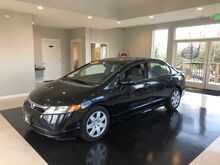2008_Honda_Civic Sedan_LX One Owner_ Manchester MD