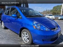2008_Honda_Fit__ Raleigh NC