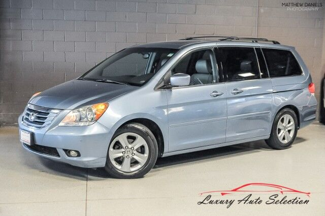 2008_Honda_Odyssey Touring_4dr Minivan_ Chicago IL