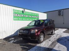 2008_Honda_Pilot_VP 4WD_ Spokane Valley WA