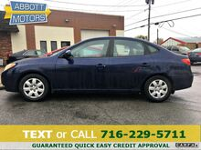 2008_Hyundai_Elantra_SE Sedan w/Low Miles_ Buffalo NY