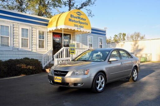 2008_Hyundai_Sonata_Limited_ Wilmington NC