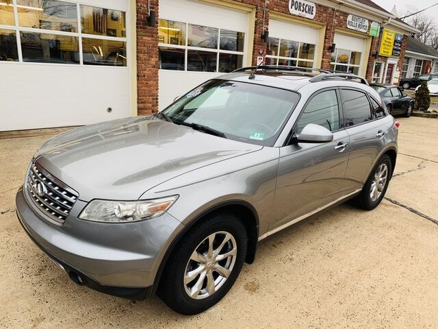 2008 INFINITI FX35  Shrewsbury NJ