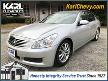 2008_INFINITI_G35 Sedan_X AWD_ New Canaan CT