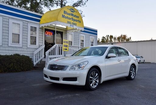 2008_INFINITI_G35 Sedan_x_ Wilmington NC
