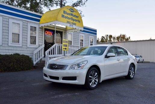 2008 INFINITI G35 Sedan x Wilmington NC