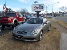 INFINITI G37 COUPE, BUY BACK GUARANTEE AND WARRANTY, MULTI CD PLAYER, SUNROOF, LEATHER, ONLY 110K MILES! 2008
