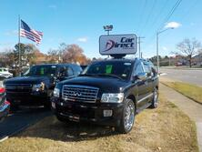 INFINITY QX56 4X4, BUY BACK GUARANTEE AND WARRANTY,  BOSE SOUND, NAVI, DVD, BLUETOOTH, ONLY 121K MILES! 2008
