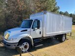 2008 International 4000 Box Truck