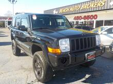 2008_JEEP_COMMANDER_SPORT 4X4, WARRANTY, LIFTED, SATELLITE RADIO, REMOTE START, AUX PORT, ROOF RACKS!!!!!_ Norfolk VA