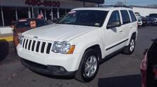 JEEP GRAND CHEROKEE LAREDO 4X4, CARFAX CERTIFIED, SATELLITE, NAV, BACK UP CAM, SUNROOF, REMOTE START, ONLY 69K MILES! 2008
