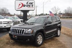 JEEP GRAND CHEROKEE LIMITED, AUTOCHECK CERTIFIED, NAVI, BLUETOOTH, BACK UP CAM, RUNNING BOARDS, TOW PKG, ONLY 61K MI! 2008